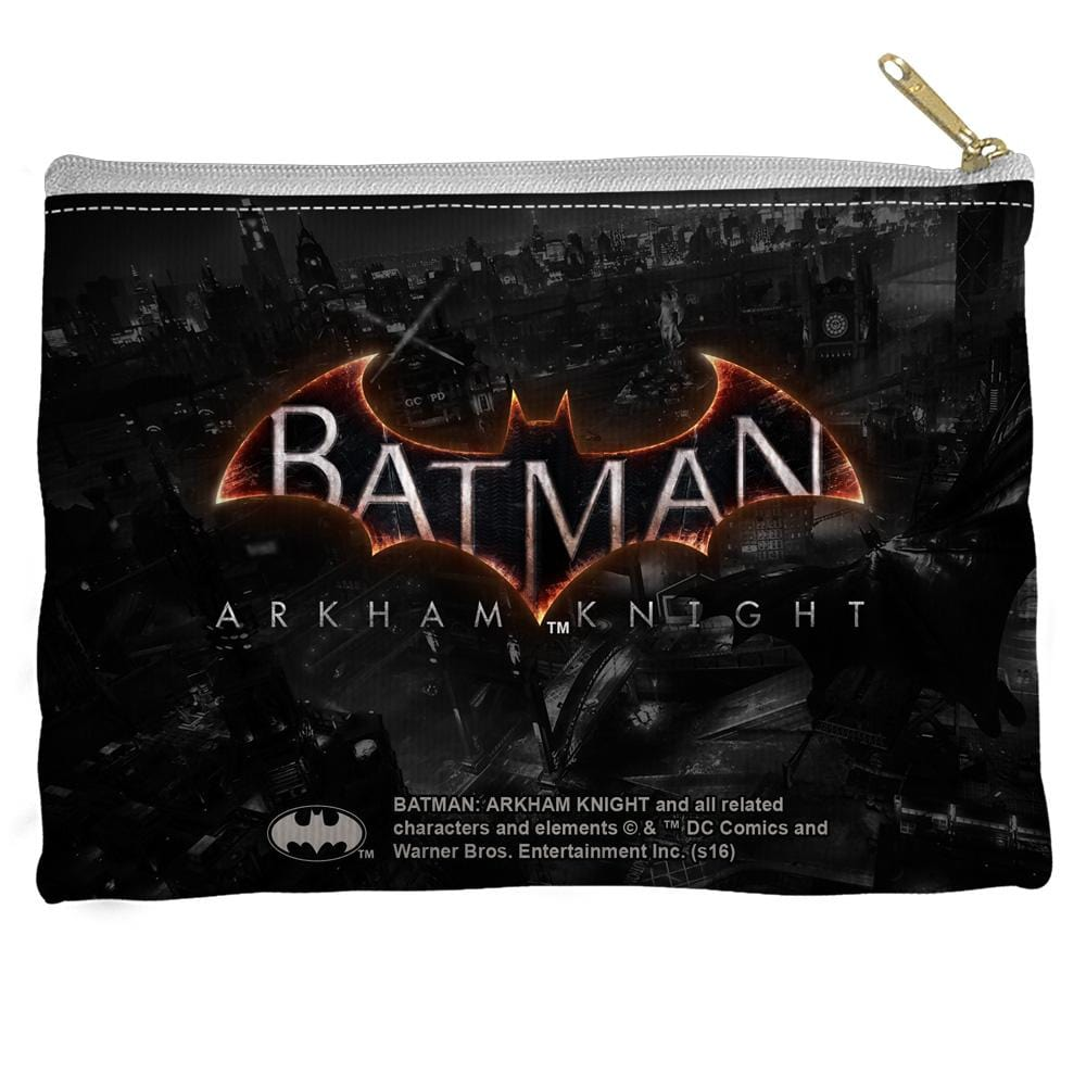 Batman Arkham Knight - Ak Logo Straight Bottom Pouch