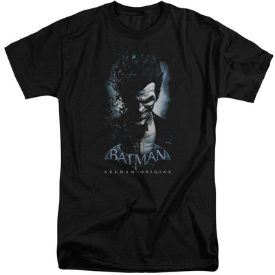 Batman - Arkham Joker Men's Tall Fit T-Shirt