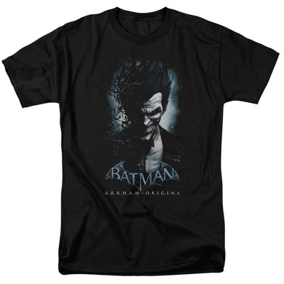 Batman - Arkham Joker Men's Regular Fit T-Shirt