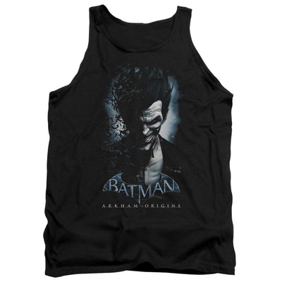 Batman - Arkham Joker Men's Tank
