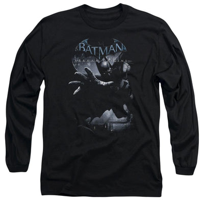 Batman - Arkham Out Of The Shadows Men's Long Sleeve T-Shirt