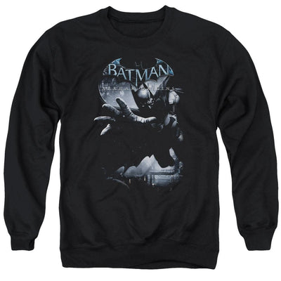 Batman - Arkham Out Of The Shadows Men's Crewneck Sweatshirt