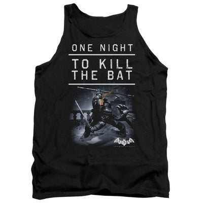 Batman - Arkham One Night Men's Tank