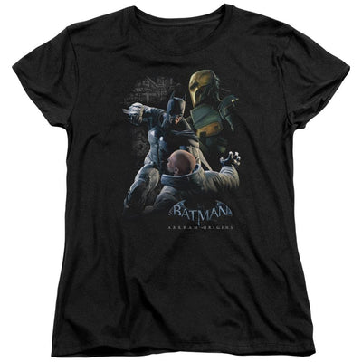 Batman - Arkham Punch Women's T-Shirt