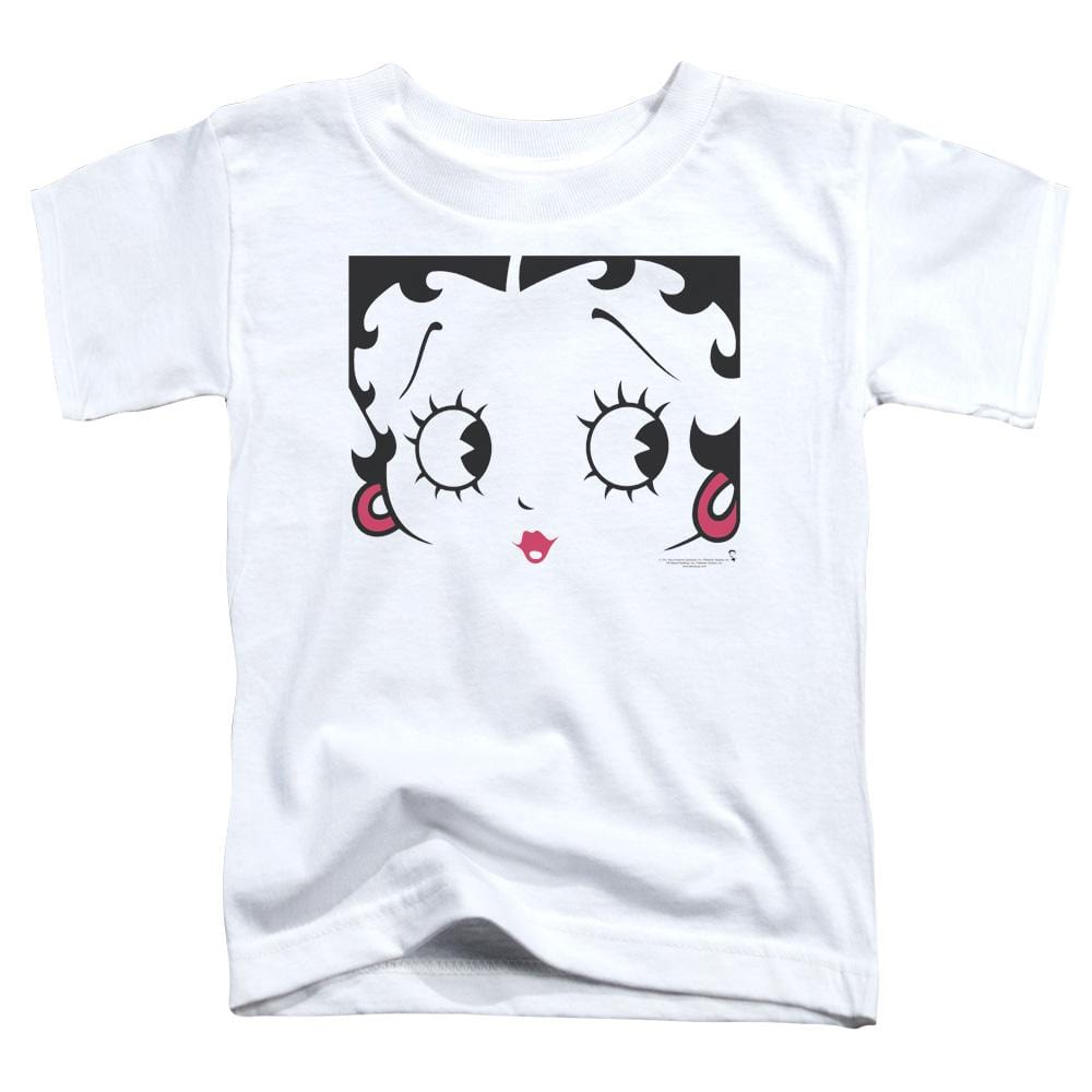 Betty Boop - Close Up Toddler T-Shirt