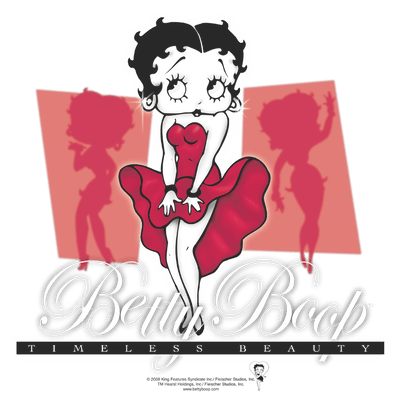 Betty Boop Timeless Beauty Kid's T-Shirt (Ages 4-7)