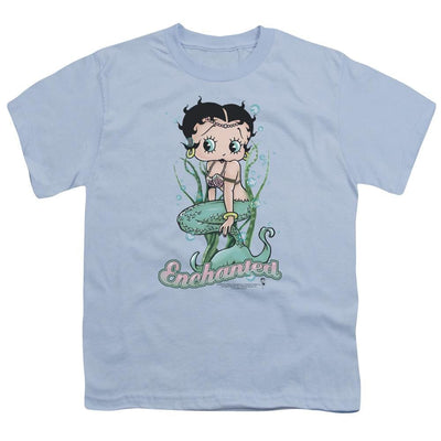 Betty Boop Enchanted Boop Youth T-Shirt (Ages 8-12)