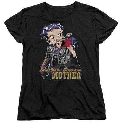 Betty Boop Not Your Average Mother Women's T-Shirt
