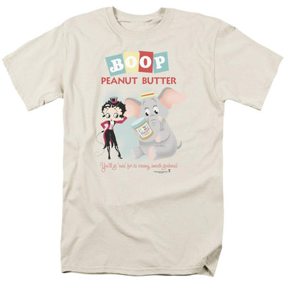 Betty Boop Boop Peanut Butter Men's Regular Fit T-Shirt