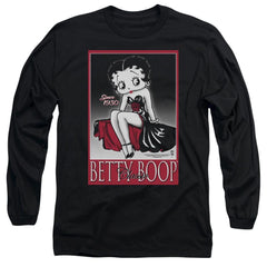 Betty Boop - Classic Adult Long Sleeve T-Shirt