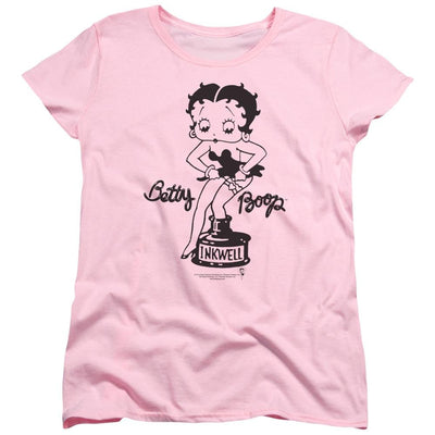 Betty Boop Inkwell Women's T-Shirt