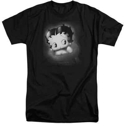Betty Boop Vintage Star Men's Tall Fit T-Shirt