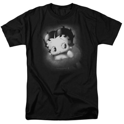 Betty Boop Vintage Star Men's Regular Fit T-Shirt