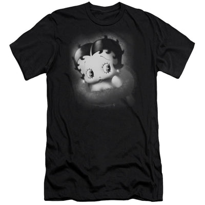 Betty Boop Vintage Star Men's Slim Fit T-Shirt