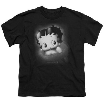 Betty Boop Vintage Star Youth T-Shirt (Ages 8-12)