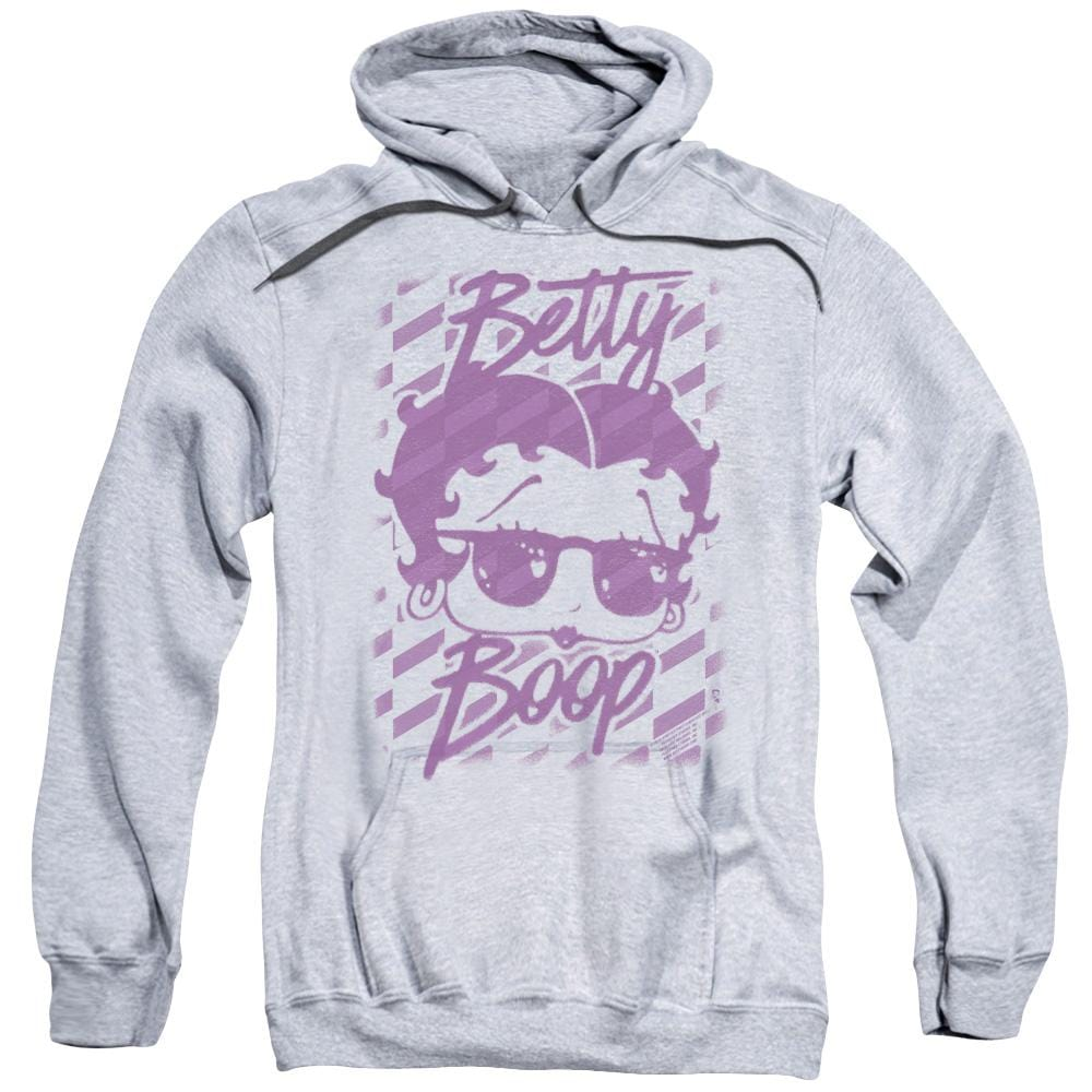Betty Boop - Summer Shades Adult Pull-Over Hoodie