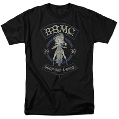Betty Boop - B.b.m.c. Adult Regular Fit T-Shirt
