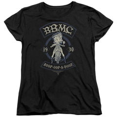 Betty Boop - B.b.m.c. Women's T-Shirt