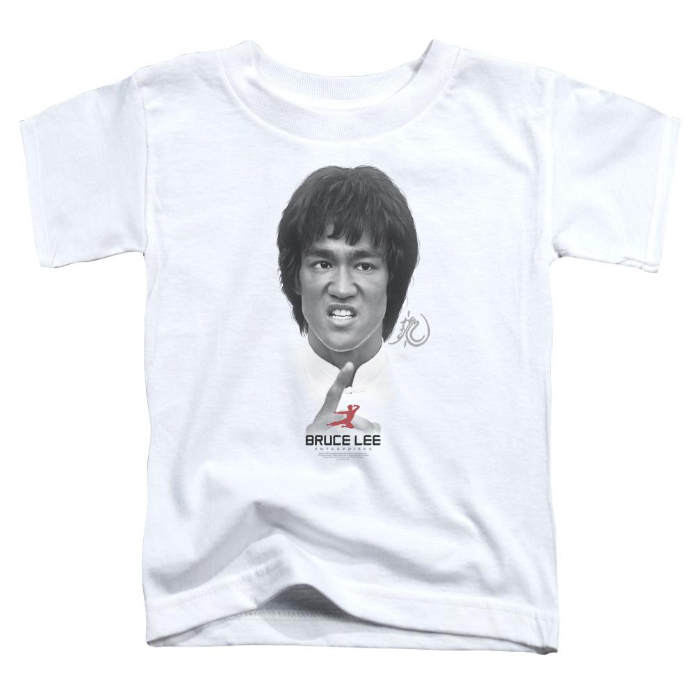 Bruce Lee - Self Help Toddler T-Shirt