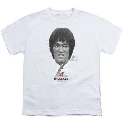 Bruce Lee Self Help Youth T-Shirt (Ages 8-12)