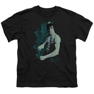 Bruce Lee Feel Youth T-Shirt (Ages 8-12)