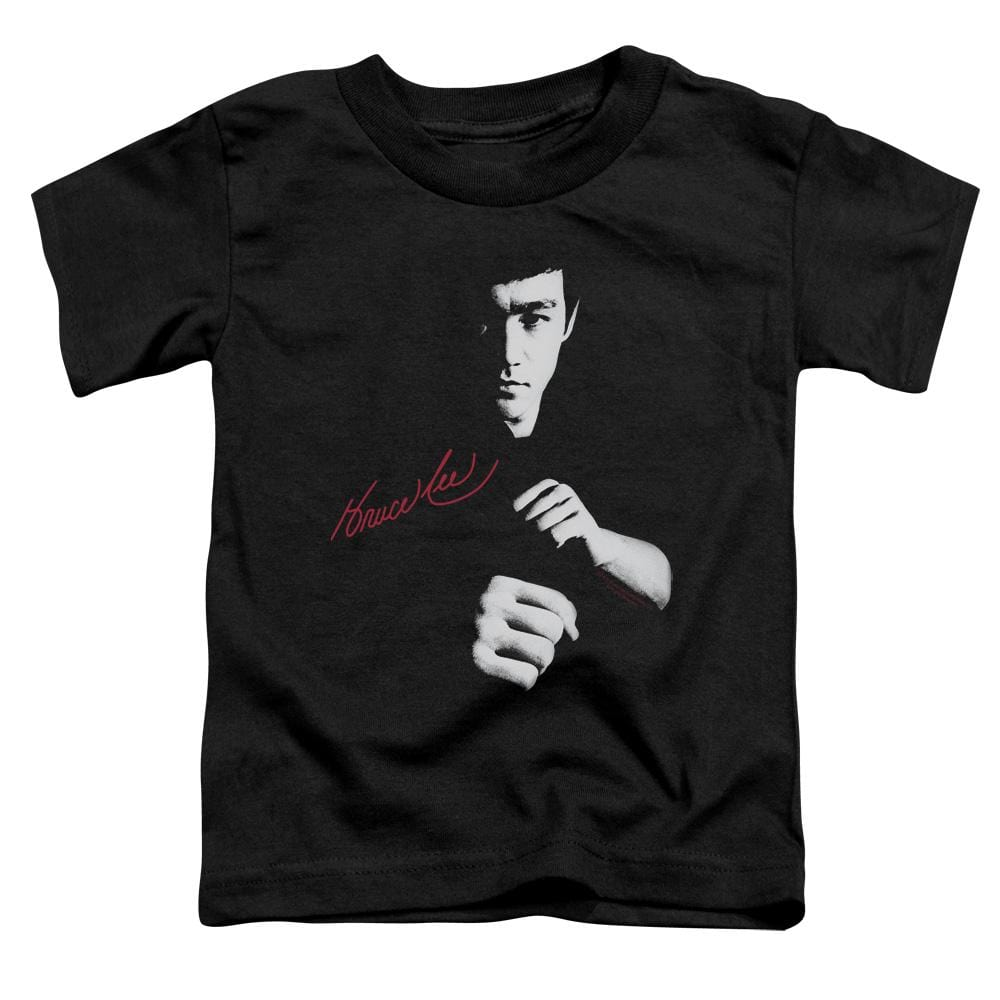 Bruce Lee - The Dragon Awaits Toddler T-Shirt