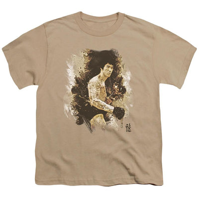 Bruce Lee Intensity Youth T-Shirt (Ages 8-12)