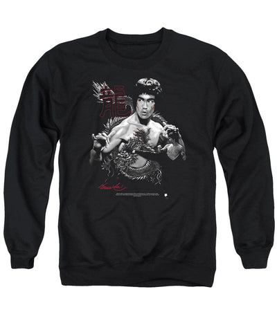 Bruce Lee The Dragon Men's Crewneck Sweatshirt