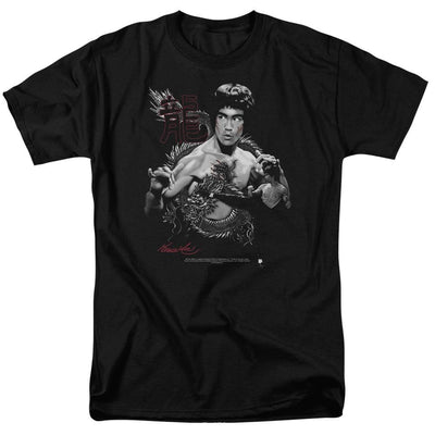 Bruce Lee The Dragon Men's Regular Fit T-Shirt