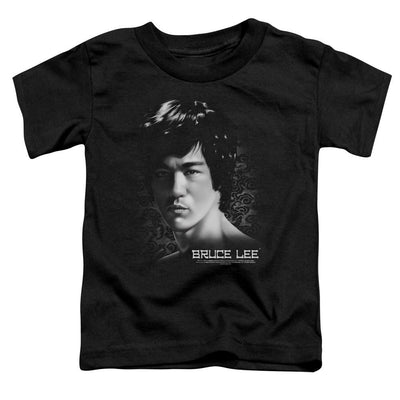 Bruce Lee In Your Face Toddler T-Shirt