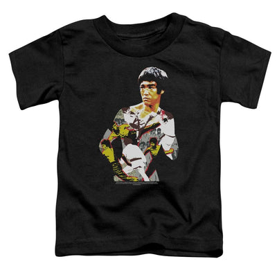 Bruce Lee Body Of Action Toddler T-Shirt