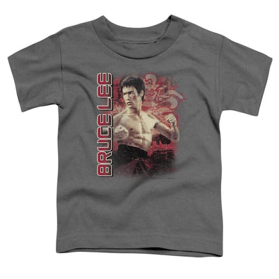 Bruce Lee Fury Toddler T-Shirt