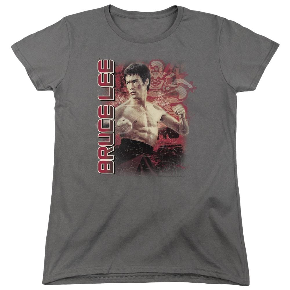 Bruce Lee - Fury Women's T-Shirt
