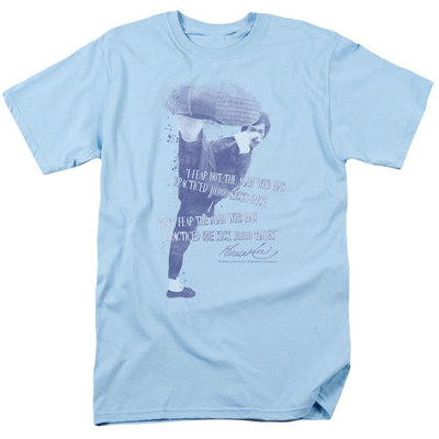 Bruce Lee 10,000 Kicks Men's Regular Fit T-Shirt