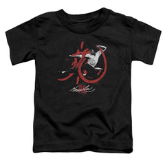 Bruce Lee - High Flying Toddler T-Shirt