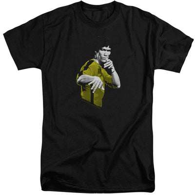 Bruce Lee Suit Of Death Men's Tall Fit T-Shirt
