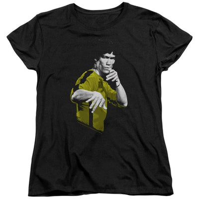 Bruce Lee Suit Of Death Women's T-Shirt