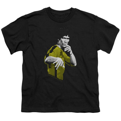 Bruce Lee Suit Of Death Youth T-Shirt (Ages 8-12)