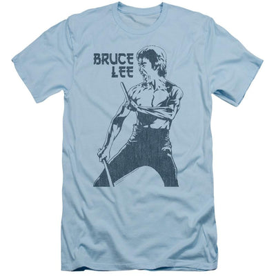 Bruce Lee Fighter Men's Slim Fit T-Shirt