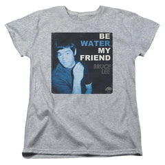 Bruce Lee - Water Women's T-Shirt