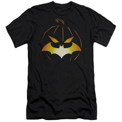 Batman Jack O'bat Premium Adult Slim Fit T-Shirt