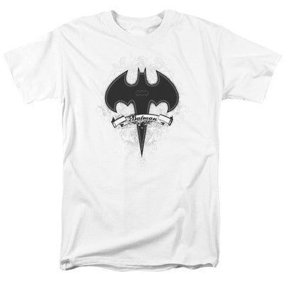 Batman Gothic Gotham Men's Regular Fit T-Shirt