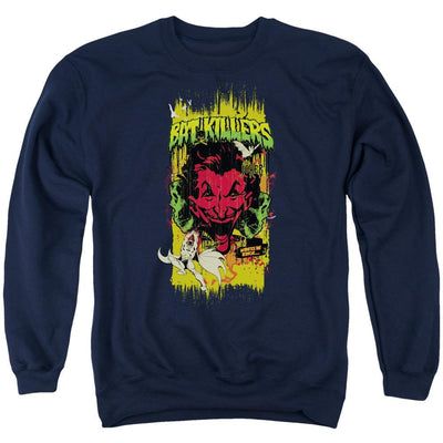 Batman Bat Killers 2 Men's Crewneck Sweatshirt