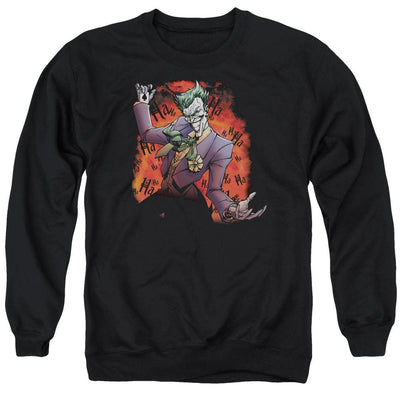 Batman Joker's Ave Men's Crewneck Sweatshirt