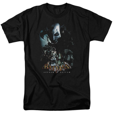 Batman - Arkham Five Against One Men's Regular Fit T-Shirt