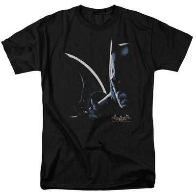 Batman - Arkham Arkham Batman Men's Regular Fit T-Shirt