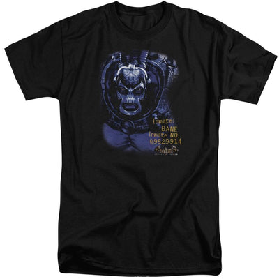 Batman - Arkham Arkham Bane Men's Tall Fit T-Shirt