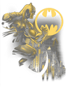 Batman Bat Signal Juniors T-Shirt