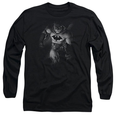 Batman Materialized Men's Long Sleeve T-Shirt