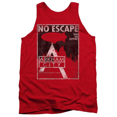 Batman - Arkham No Escape Men's Tank